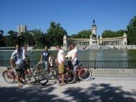 fietstour door Madrid met Baja Bikes