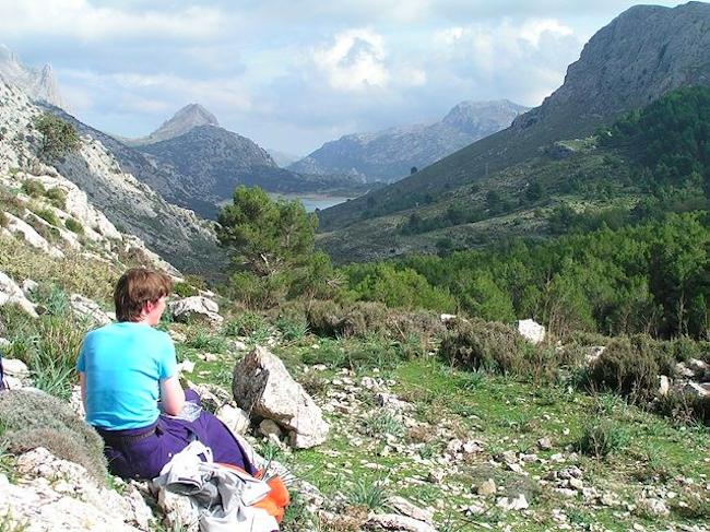Een wandelvakantie van SNP op Mallorca