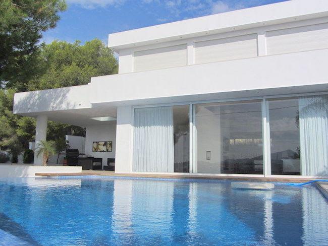 Moderne villa in Altea aan de Costa Blanca