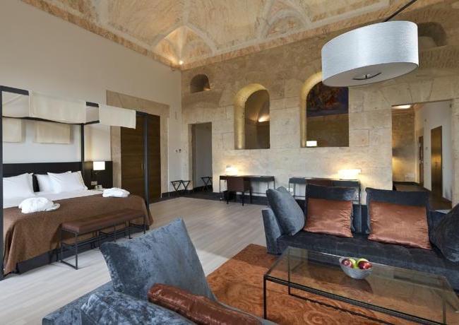 5-sterren kloosterhotel in Segovia (Midden Spanje)