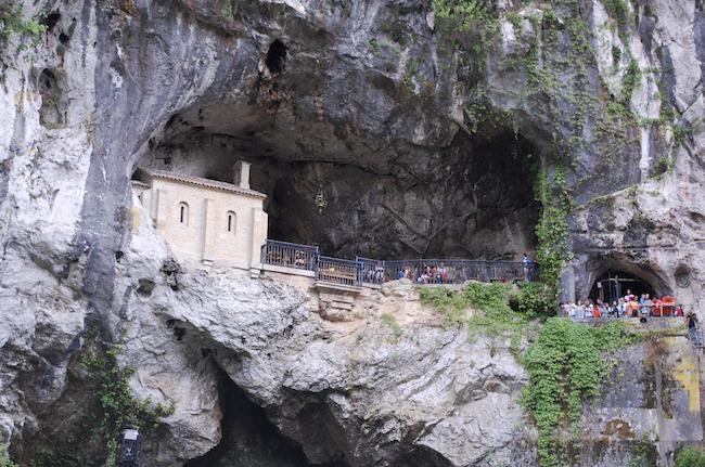 Kust in Asturië