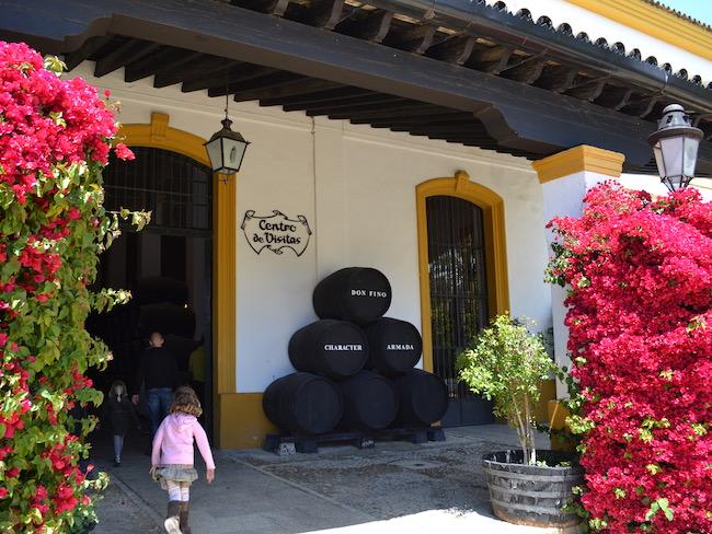 Bezoek en proeverij bij een sherrybodega in Jerez de la Frontera