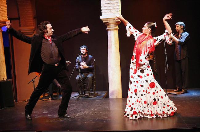 Flamenco show in Flamenco museum Sevilla met Sevilla Sights