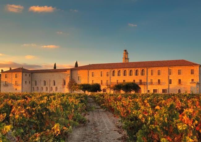 Wijngoed Abadia Retuerta L'Domaine in wijngebied Ribera del Duero (Midden Spanje)