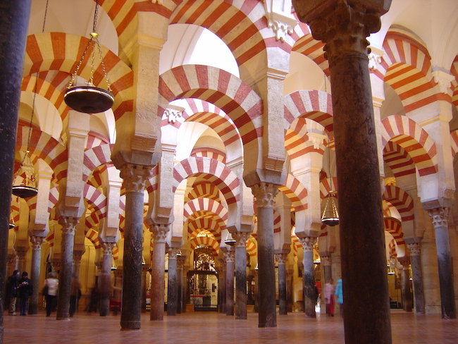 Mezquita in Corboda