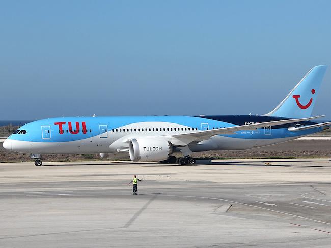 Spanje vliegreizen van TUI