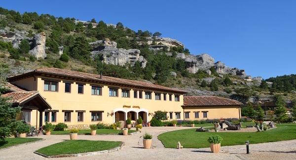 charmant landelijk hotel in omgeving Segovia