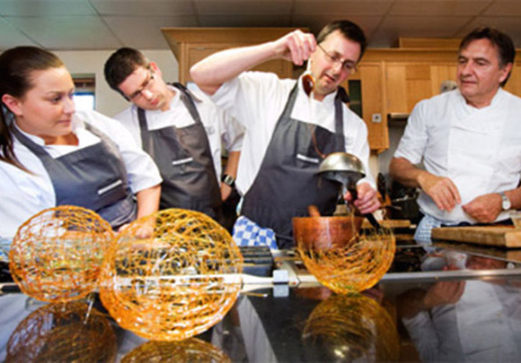 Michelin-starred tour van YourTripToSpain