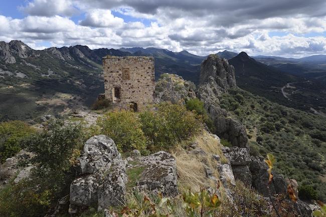 Cabanas del Castillo in Extremadura - foto: Gertjan de Zoete