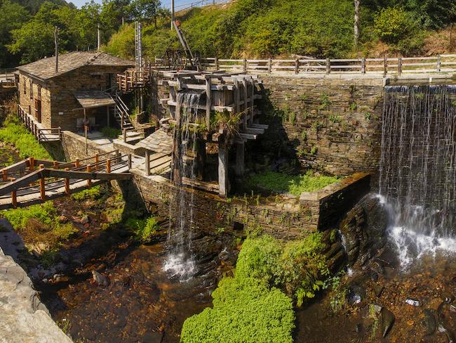 Het grootste molenmuseum van Spanje bevindt zich in Asturië