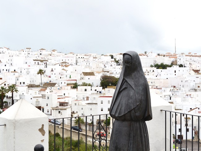 Vejer de la Frontera - een van de witte dorpen in de provincie Cádiz in Andalusië