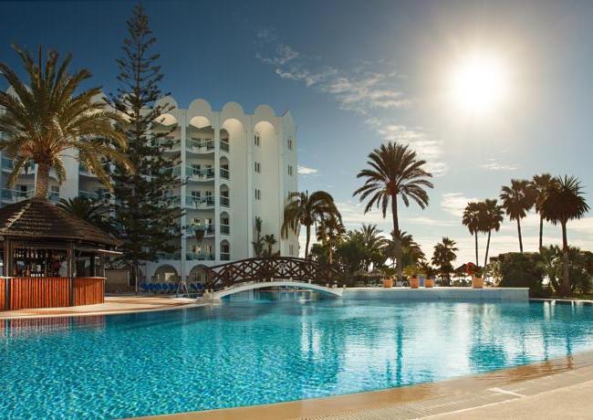 Aparthotel Marinas de Nerja in Nerja (Costa del Sol, Zuid Spanje)