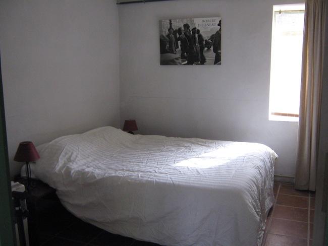 Slaapkamer appartement cortijo la Balsa