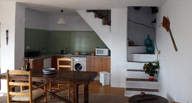 Appartement onder restaurant La Venta de Frigiliana