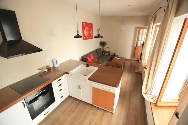 Modern en comfortabel appartement van Miller's of Frigiliana