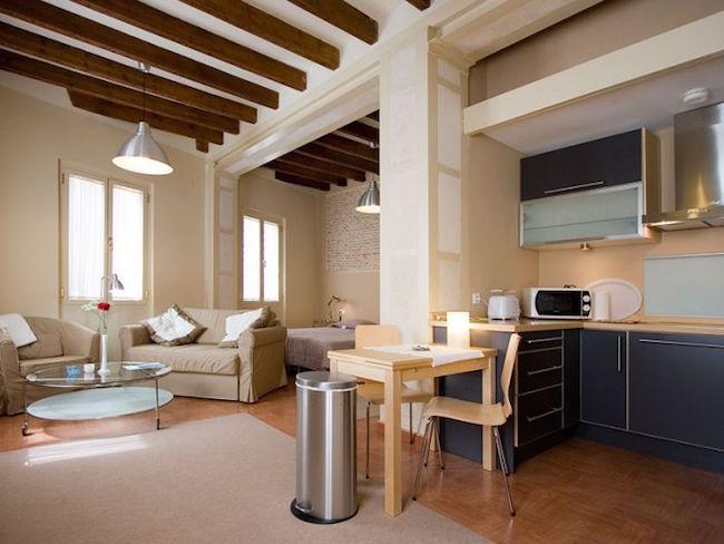 Waytostay appartementen in Barcelona, Madrid, Sevilla en Valencia