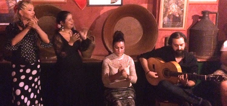 Een authentieke Flamenco voorstelling van Flamenco Esencia in Sevilla
