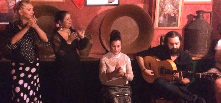 Een authentieke Flamenco voorstelling van Flamenco Esencia in Sevilla