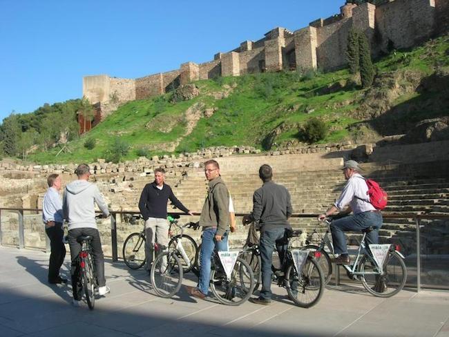Originele fietstours door Malaga met Baja Bikes