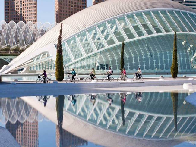 Nederlandstalige fietstours door Valencia van Baja Bikes