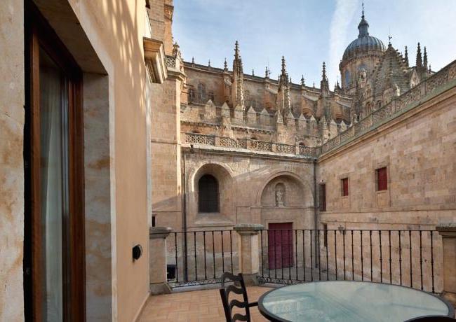 4-sterren NH Hotel Puerta de la Catedral in Salamanca (Midden Spanje)