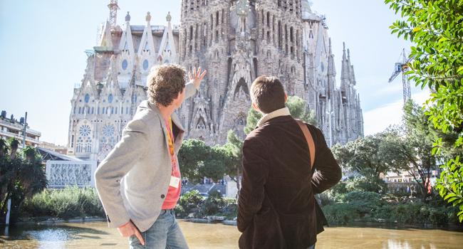 Entousiaste en informatieve Barcelona Tours van Robbcn