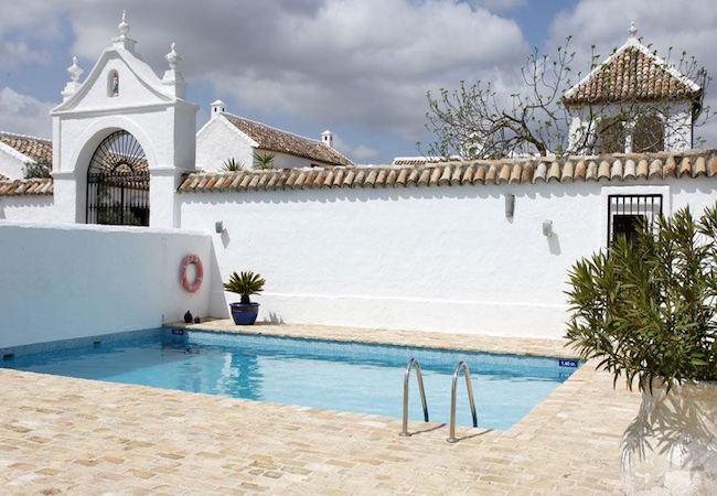 B&B Cortijo el Guarda in de binnenlanden van Andalusië