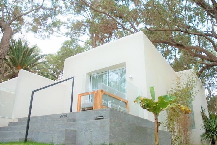 Moderne bungalow in Boutique hotel Botanique (Costa de Almería)