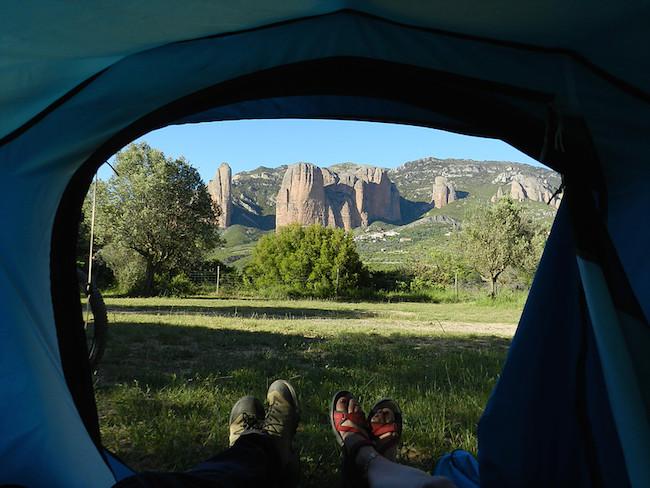 Sfeervolle En Mooi Gelegen Campings In Midden Spanje