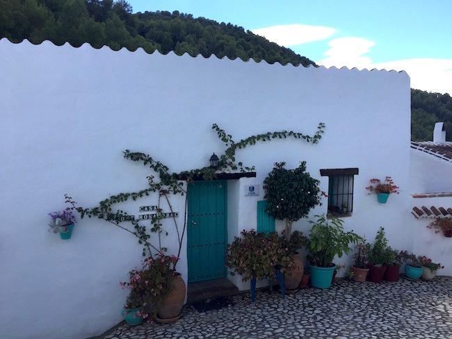 Vakantiehuis Casa Rosa in El Acebuchal in Zuid Spanje