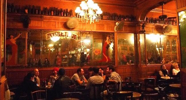 Bar Marsella - een van de Centenario bars in Barcelona