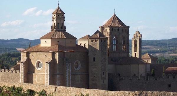 Het Cisterciënzer klooster van Poblet