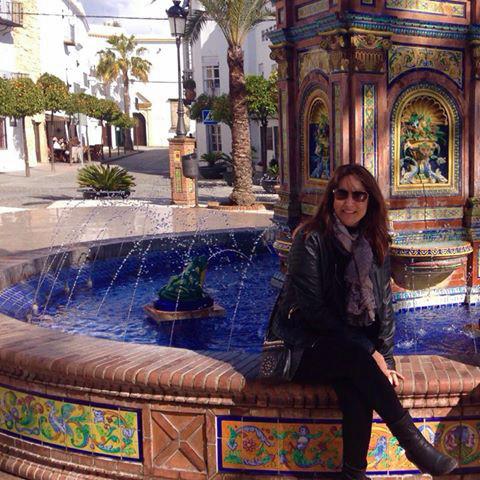 Dolores, de Nederlandstalige gids van Sevilla Sights