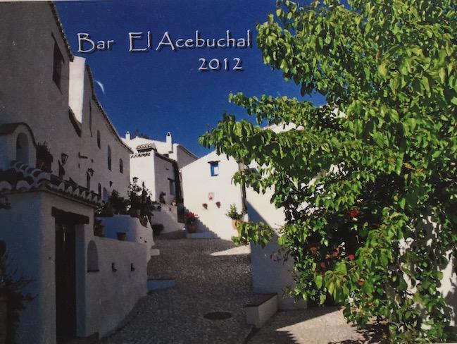 Zo zag El Acebuchal er uit in 2012