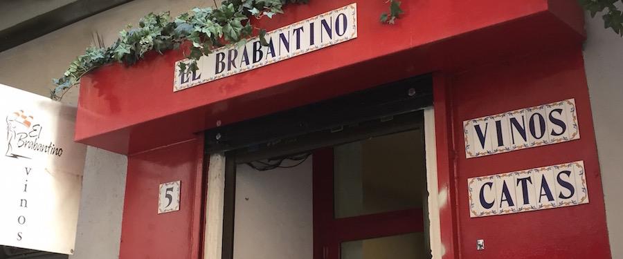 Spaanse kwaliteitswijnen proeven en kopen bij El Brabantino in Madrid