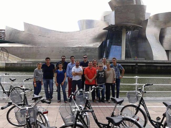 Fietsen door Bilbao met Baja Bikes