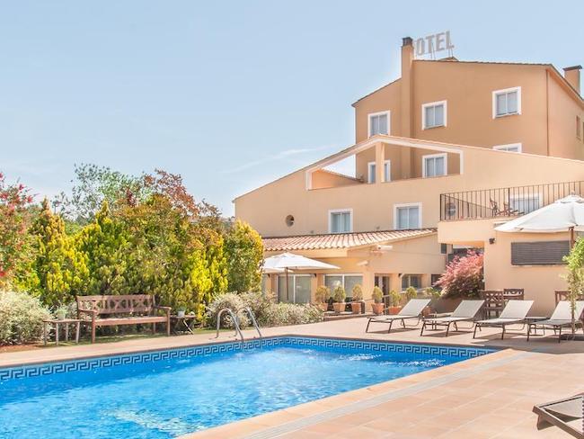 Fietsvriendelijk hotel Costabella Girona