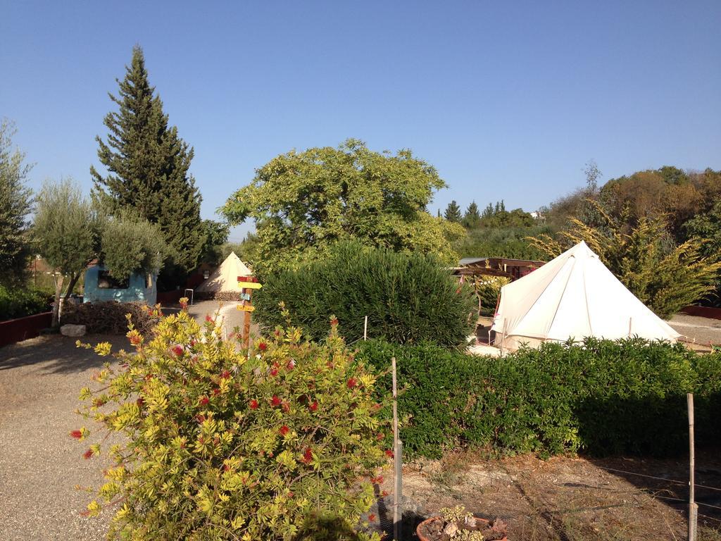 Glamping Finca Fahala in binnenland Andalusië