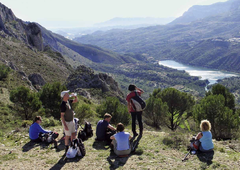 Salade groepswandelreis Mallorca