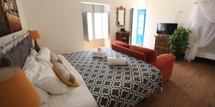 Een heerlijke 2-persoons kamer van Miller's of Frigiliana