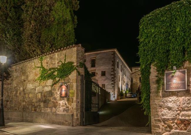 5-sterren Hotel Palacio San Esteban in Salamanca (Midden Spanje)