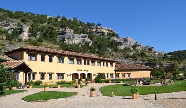 Hotel Spa la Senda de los Caracoles (Segovia, Castillie en Leon)
