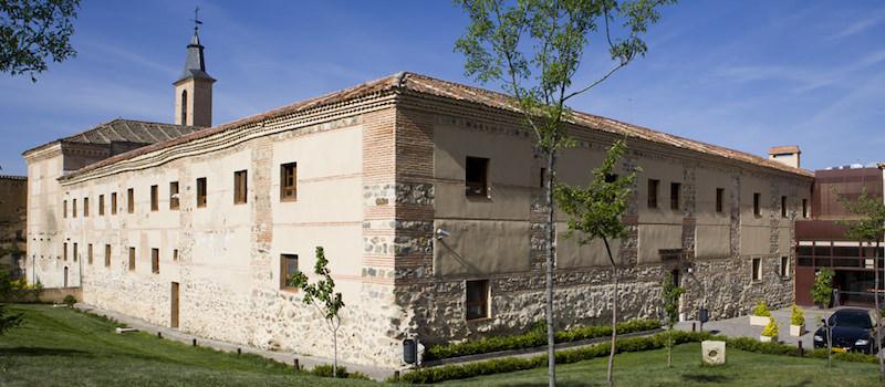 Voormalig klooster San Antonio Real in Segovia