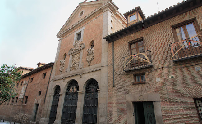 Klooster van de Ongeschoeide Trinitarias in Madrid