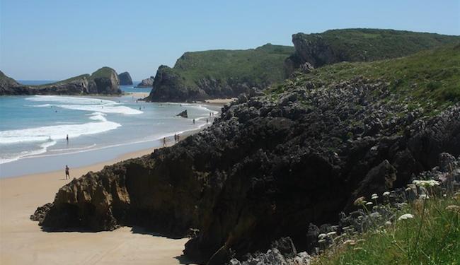 De fascinerende kuststrook van Asturië in Noord Spanje