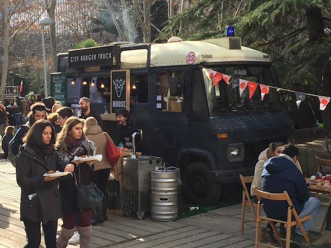 Mijn favoriete Food Truck: Moose City Burger Truck