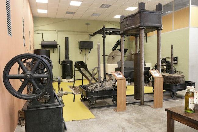 Het olijfoliemuseum van Velez de Benaudalla (Granada, Zuid Spanje)