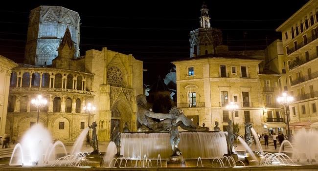 De oude binnenstad van Valencia - Foto: visitvalencia.com