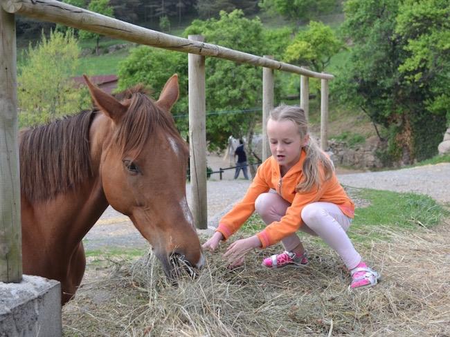 Een onvergetelijke boerderijvakantie in vakantiehuis Vilaformiu in Berga