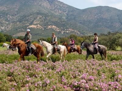 Paardrijvakantie in de Spaanse Pyreneeën